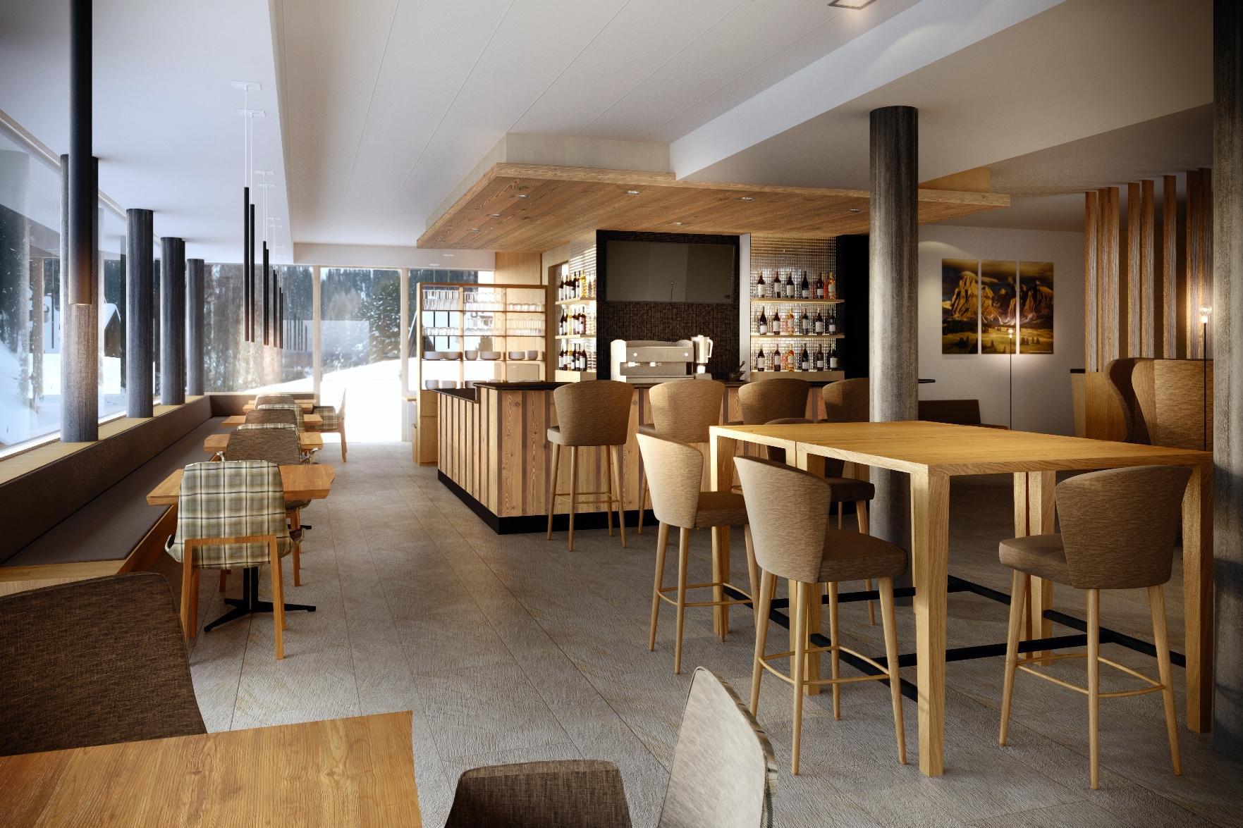 Eden selva mountain design hotel tourismusmanagement for Design hotel alto adige